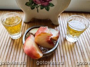 Персиковая настойка
