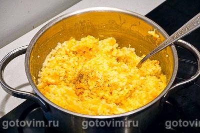 Фаршированный перец с пшеном и сыром, Шаг 05
