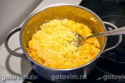 Фаршированный перец с пшеном и сыром, Шаг 06