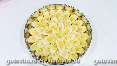 Фотографии рецепта Пирог «Баноффи пай» (Banoffi pie), Шаг 04
