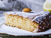 Галисийский миндальный пирог