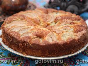 Пирог грушевый