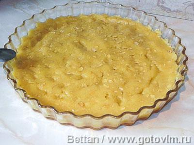 Пирог со сливами элементарный, Шаг 03