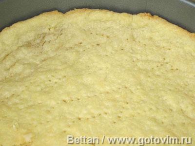 Пирог из свеклы с козьим сыром, Шаг 07