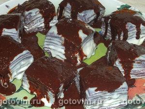 Мороженое-пирожное пятидесятых – кулинарный рецепт