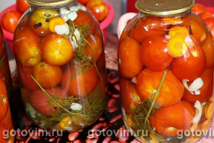 Рецепты помидоры с морковной ботвой