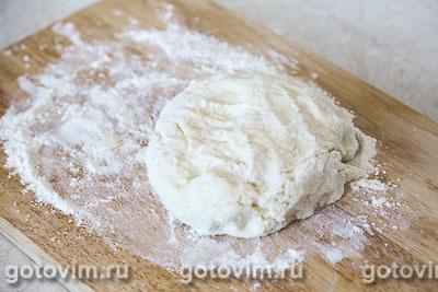 Папаниши - румынские творожные пончики (Papanasi), Шаг 03