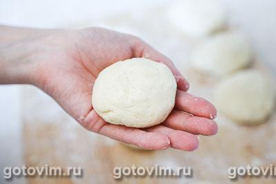Папаниши - румынские творожные пончики (Papanasi), Шаг 04