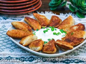 Посикунчики (жареные пирожки)