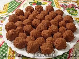 Конфеты «Прохладные шарики» из детского питания