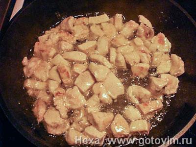 Фотографии рецепта Пряная курица терияки, Шаг 04