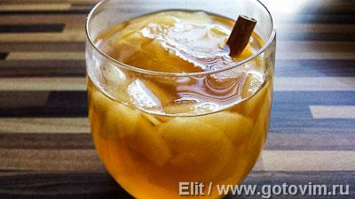 Пряный яблочный сок