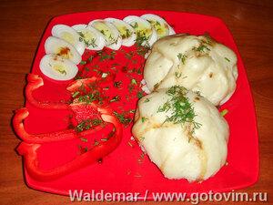 Пян-се (паровые пирожки)