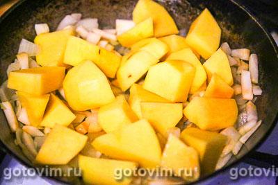 Рагу из говядины с картофелем и можжевельником, Шаг 06