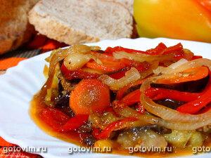 Сотэ овощное