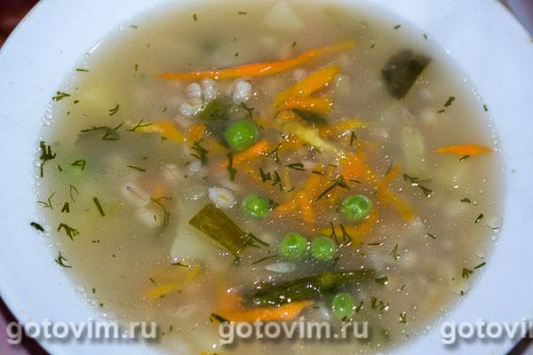 супы из баранины рецепты с перловкой