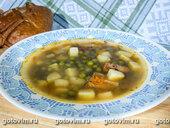 Суп из консервированной рыбы