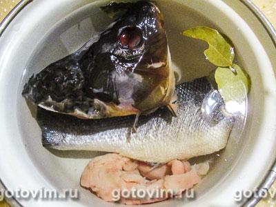 Рыбный суп-пюре с тыквой , Шаг 01