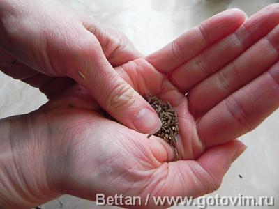 Чалау - рис для мясных котлет куфта по-афгански, Шаг 06