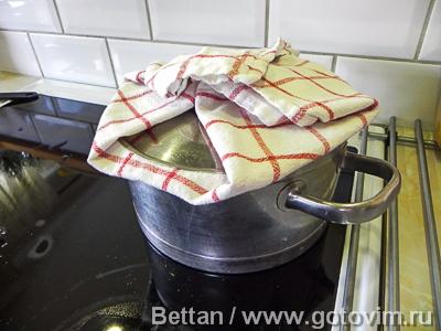 Чалау - рис для мясных котлет куфта по-афгански, Шаг 07
