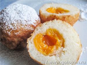 Рисовые шарики с абрикосами