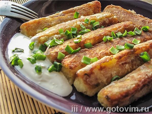 Рыцарские колбаски. Фотография рецепта