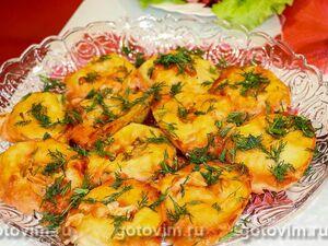Оладьи из зеленого горошка с овощами и фетой, пошаговый рецепт с фото