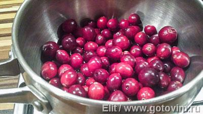 Рулетики из свинины с яблоками, сыром и клюквой, Шаг 01