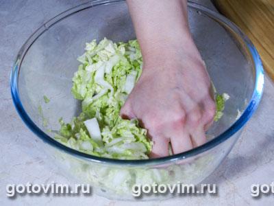 заготовки из китайской капусты