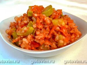Рецепты из кабачков