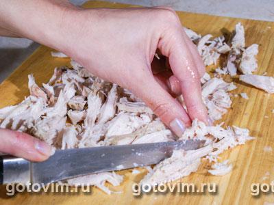 Куриная грудка в фольге в духовке — рецепт с фото. Как ...