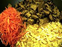 Салат из куриной печени с горчицей, Шаг 06