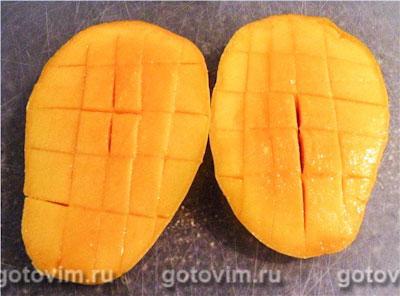 Сальса из манго, Шаг 01