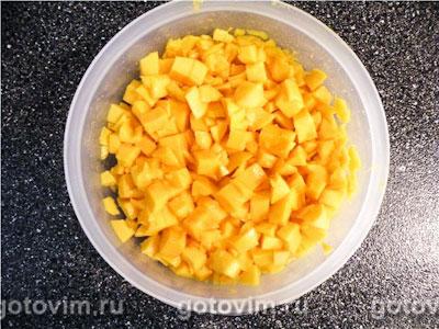 Сальса из манго, Шаг 02