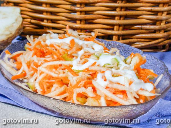 Овощные салаты к мясуы