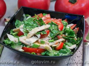 Запечённое куриное филе с французской горчицей – кулинарный рецепт