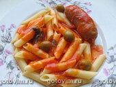 Колбаски в натуральной оболочке (Salsicce e Friarelli)