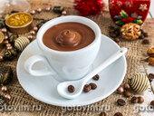 Быстрый шоколадно-кофейный мусс