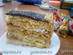 Торт «Шоколадный мишка»