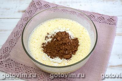 Шоколадно-йогуртовый торт, Шаг 02