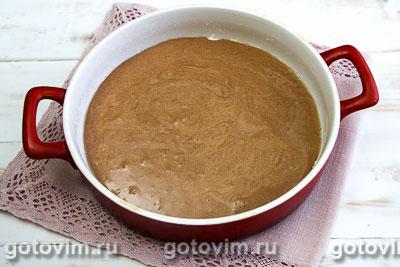 Шоколадно-йогуртовый торт, Шаг 03
