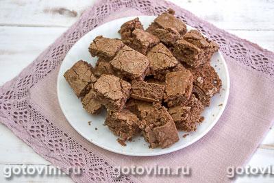 Шоколадно-йогуртовый торт, Шаг 05