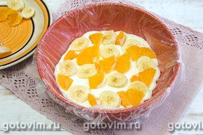 Шоколадно-йогуртовый торт, Шаг 09