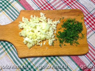 Щука в томатном соусе, Шаг 03