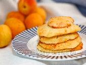 Сырники с абрикосами (запеченные в духовке)