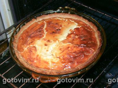 Сырный пирог, Шаг 05