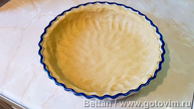 Сливовый пирог с кокосовой крошкой, Шаг 02