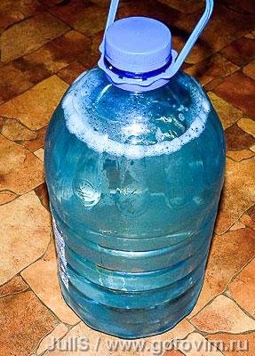 Берёзовый сок консервированный, Шаг 01