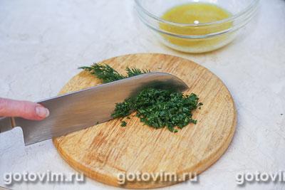 Горчично-укропный соус, Шаг 02