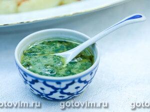 Горчично-укропный соус